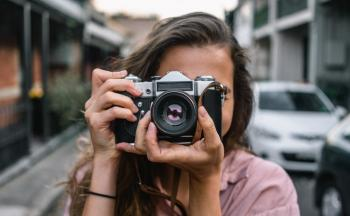 Få pengar på att sälja foton online